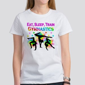 GYMNAST GIRL Women's T-Shirt