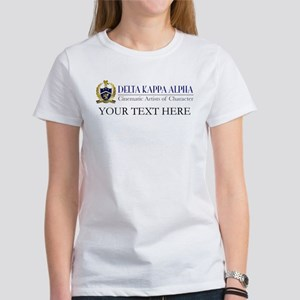 Delta Kappa Alpha Lo Women's Classic White T-Shirt