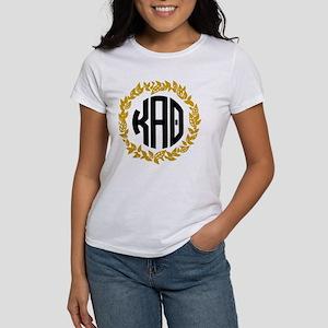Kappa Alpha Theta Wr Women's Classic White T-Shirt