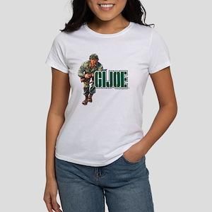 G.I. Joe Logo Women's Classic White T-Shirt