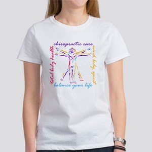 Chiro Balance Women's T-Shirt