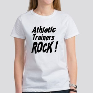 Athletic Trainers Rock ! Women's T-Shirt