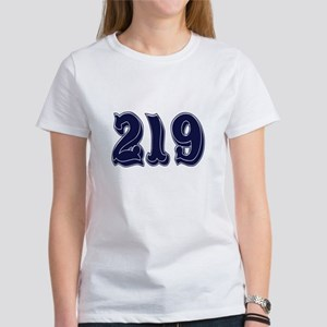 219 Womens T-Shirt