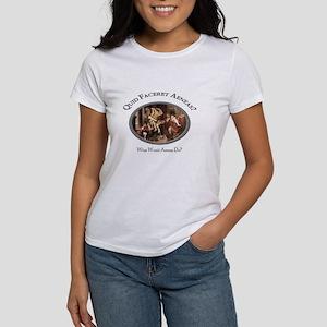 What Would Aeneas Do? Women's T-Shirt