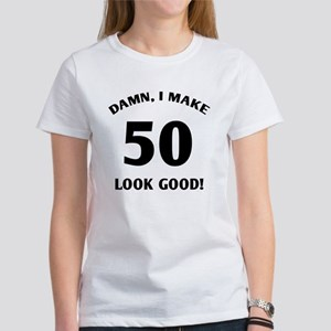 50 Yr Old Gag Gift Women's T-Shirt