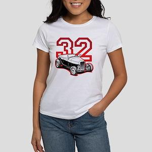 '32 Roadster in Red Women's T-Shirt