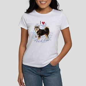 Finnish Lapphund Women's T-Shirt