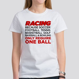 Racing Women's T-Shirt