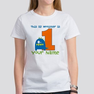 First Birthday Monster T-Shirt