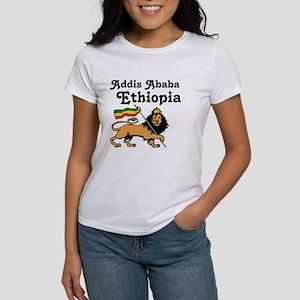 Addis Ababa, Ethiopia Women's T-Shirt
