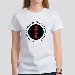 Judo Logo circle T-Shirt
