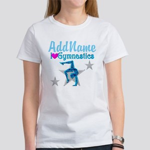 FIERCE GYMNAST Women's T-Shirt