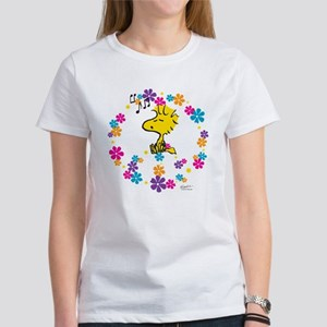 Woodstock Peace Women's T-Shirt