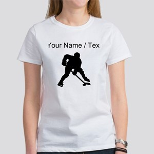Hockey Player (Custom) T-Shirt