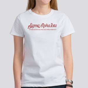 Sigma Alpha Iota Women's T-Shirt
