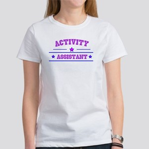 activity assistant T-Shirt
