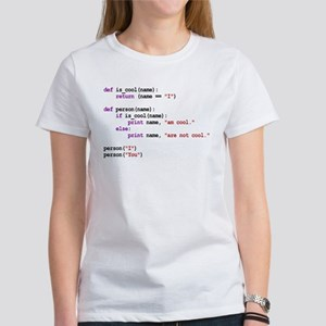 I am cool You are not cool T-Shirt