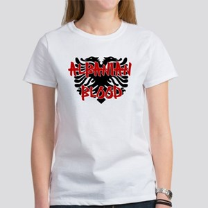 Albanian Blood Women's T-Shirt