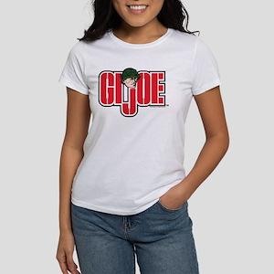 GI Joe Logo Women's Classic White T-Shirt