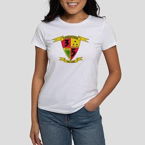 3rd Battalion 5th Marines Women's T-Shirt