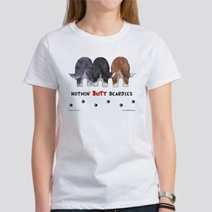 Nothin' Butt Beardies Women's T-Shirt