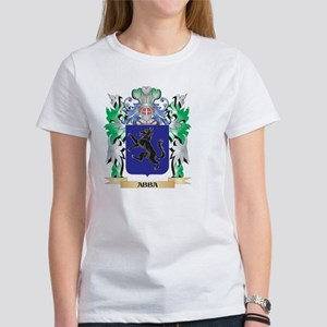 Abba Coat of Arms - Family Crest T-Shirt