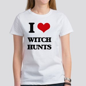 I love Witch Hunts T-Shirt