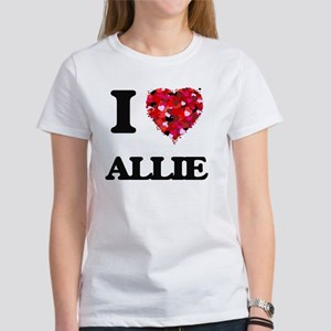 I Love Allie T-Shirt
