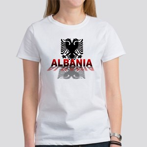3D Albania Women's T-Shirt