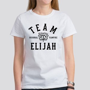 Team Elijah Vampire Diaries Originals T-Shirt
