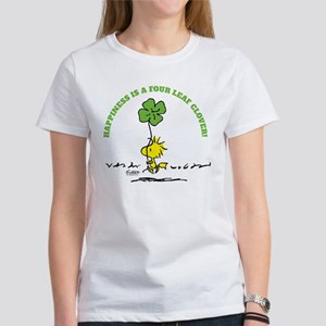 Happiness is a Four Leaf Clover T-Shirt