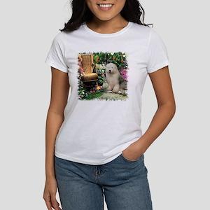 Old English Sheepdog Women's T-Shirt
