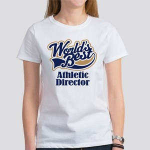 Athletic Director (Worlds Best) Women's T-Shirt