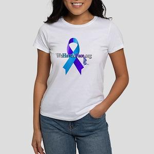 WeHaveAFace Women's T-Shirt