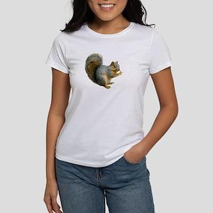 Peace Squirrel Women's T-Shirt