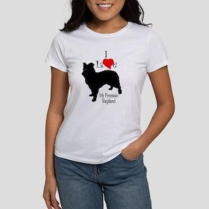 Pyrenean Shepherd Women's T-Shirt