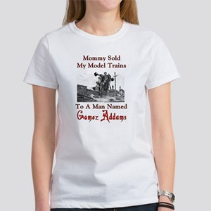 Mommy Sold My Model Trains T-Shirt
