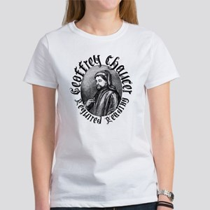 Geoffrey Chaucer Women's T-Shirt
