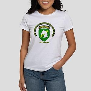 SOF - 1st SOCOM Women's T-Shirt