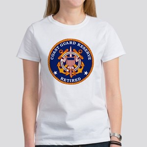 USCGR-Retired-Bonnie Women's T-Shirt