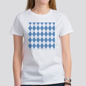 UNC Carolina Blue Argle Basketball Women's T-Shirt