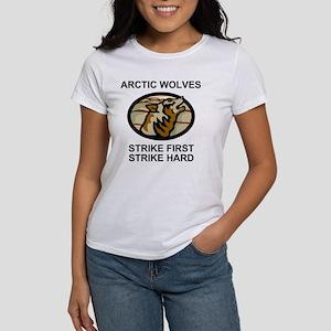 Army-172nd-Stryker-Bde-Arctic-Wolv Women's T-Shirt