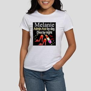 ADMIN ASST Women's Classic White T-Shirt