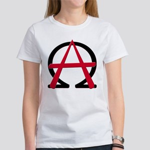 Christain Anarchy Women's T-Shirt