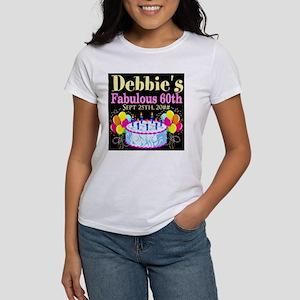 SUPER 60TH Women's T-Shirt