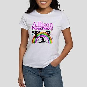 TRIPLE THREAT Women's T-Shirt