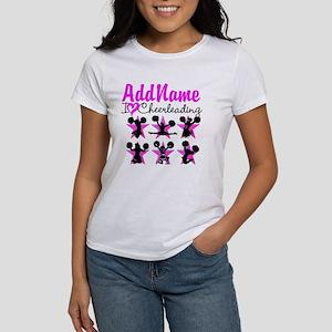 CHEERLEADER 4EVER Women's T-Shirt