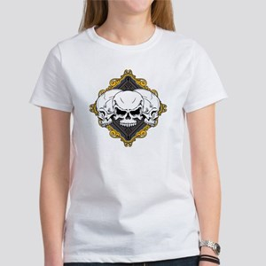 Skulls in Frame Women's T-Shirt