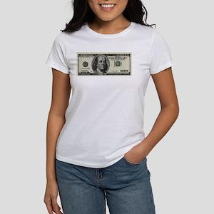 100 Dollar Bill Women's T-Shirt
