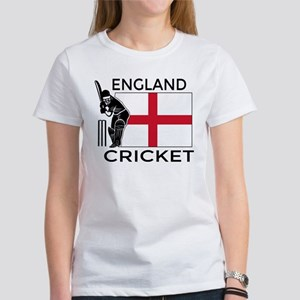 England Cricket Women's T-Shirt